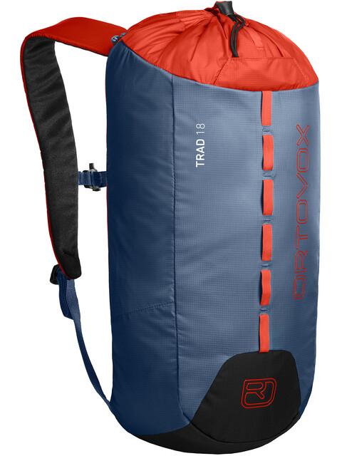 Ortovox Trad 18 Backpack Night Blue